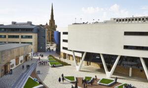 University of Huddersfield campus image