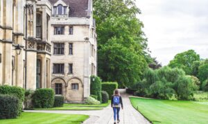 King's College at University of Cambridge